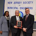 Carl Peters NJ Municipal engineers award 2016